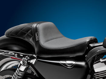 Daytona // Sport // Basket Weave Seating // Diamond Back