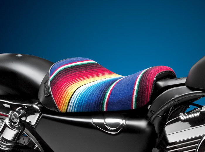 Harley Sportster Seats For Seventy Two Models By Lepera