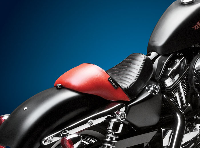Harley Sportster Seats For Forty Eight Models By Lepera