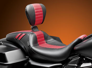 Outcast GT // Backrest // Red Daddy-O Inlay